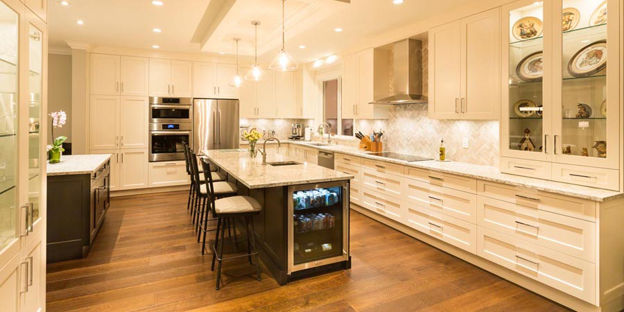Picture for category Modern Kitchens