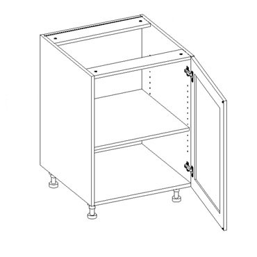 Picture for category Base Cabinets