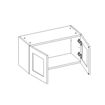 Picture for category Wall Cabinets